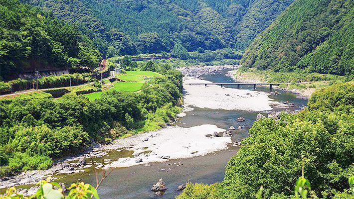 高知県四万十町イメージ