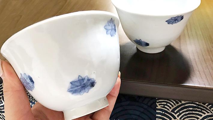 九谷茶碗イメージ