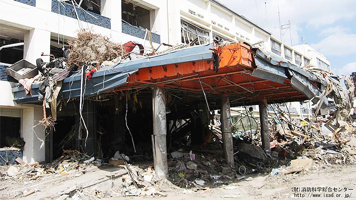 東日本地震イメージ