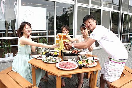 三浦海の学校ペア宿泊券+体験ダイビング+マグロのカマ付きBBQ