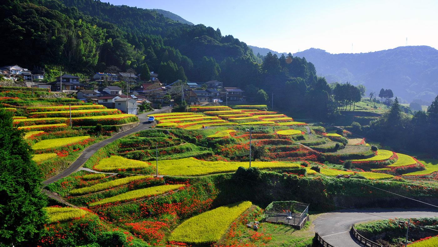 「薫風と清流香る、九州の小京都」佐賀県小城市