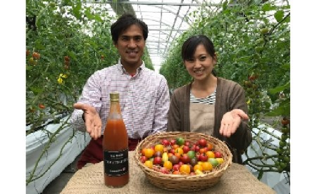 ジュエリートマト&贅沢トマトジュースセット