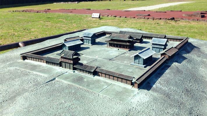 多賀城の復刻