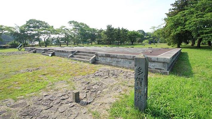 多賀城跡地