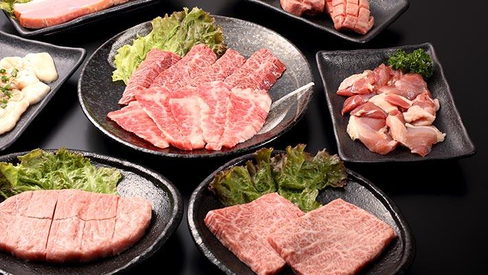 ドカ盛りの返礼品 - お肉部門