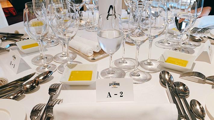 北海道白糠町「ふるさと納税感謝祭2020」テーブル