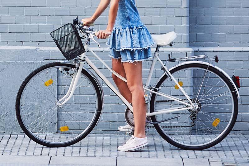 自転車の種類を紹介