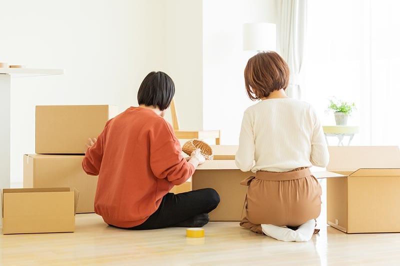 納税した年に引っ越した場合は返礼品を受け取っているかで対応が変わる