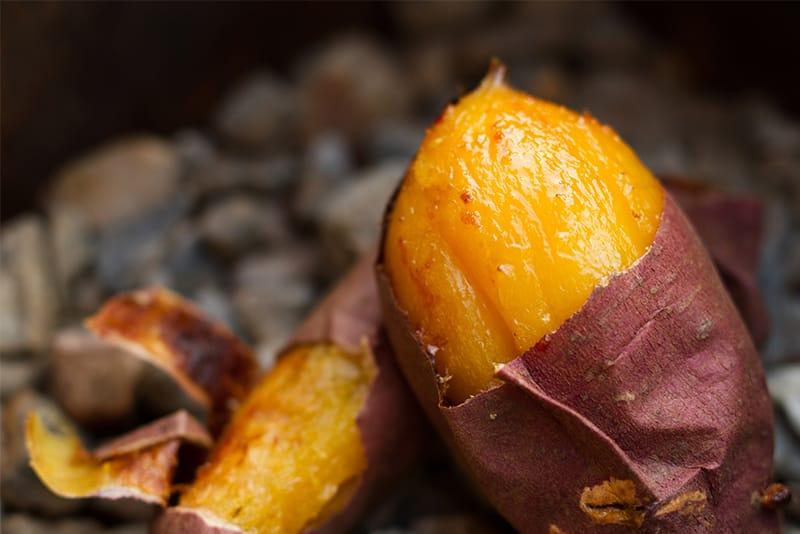 【ねっとり系】さつまいもの種類と食べ方|焼き芋・お菓子・干し芋に