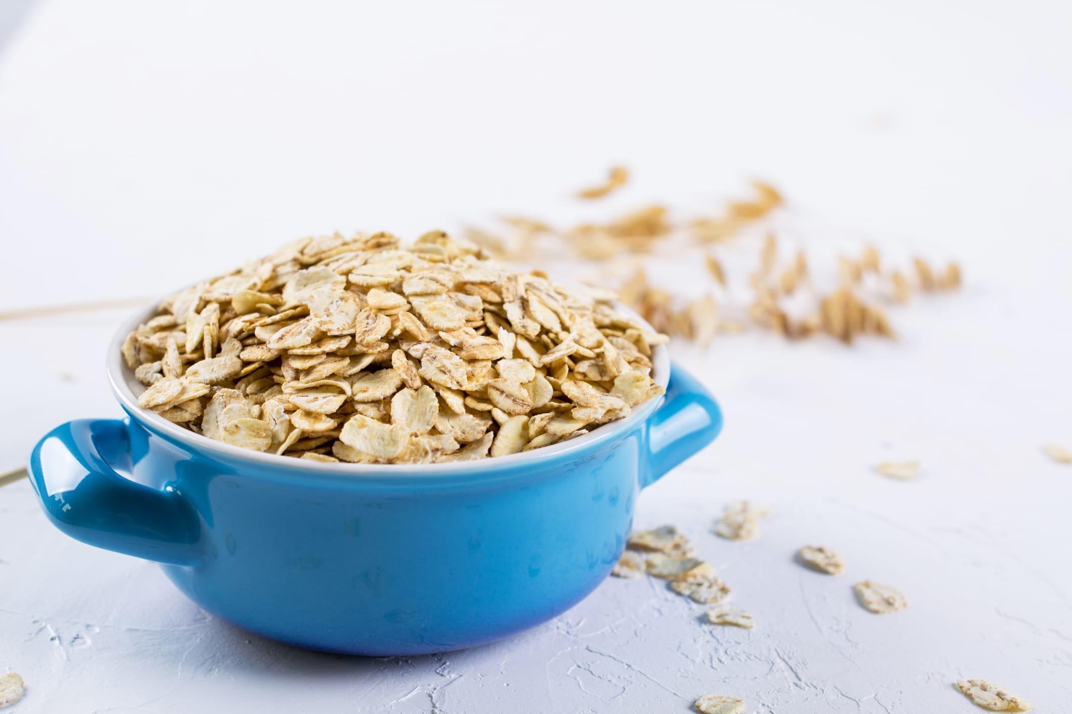 オートミールの栄養と効果
