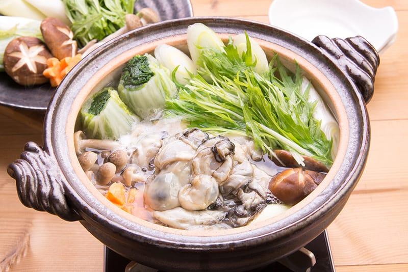 牡蠣に含まれる栄養と効果・効能