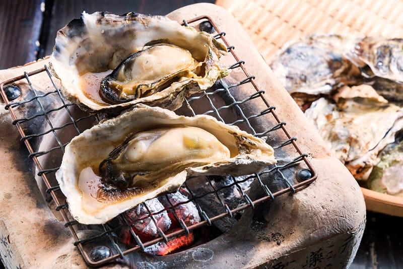 牡蠣の食べ過ぎには要注意!