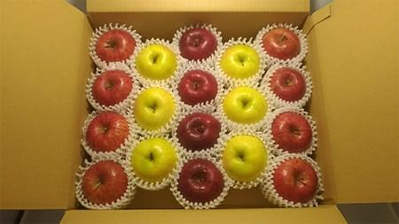 りんご 約5kgとジャム100g×1本(1月~発送)