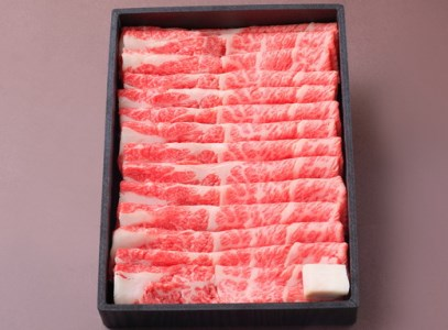 近江牛すき焼き・しゃぶしゃぶ用(肩ロース500g)+新食感!近江牛モチモチ牛とろハンバーグ(半製品)×3個