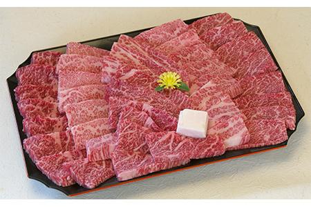 近江牛カルビ・もも焼き肉 1.0kg