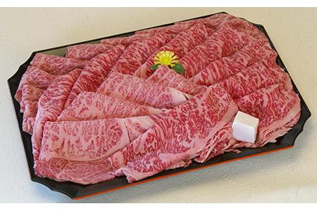 【3ヶ月定期便】近江牛ロース赤身スライス (もも、かた)1.0kg[0183]