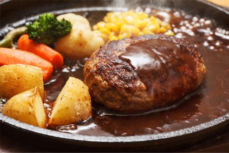A4等級以上保証!!近江牛・豚絶品ハンバーグステーキ16個セット