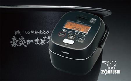 象印圧力IH炊飯ジャー「極め炊き」NWJU18-BA 1升