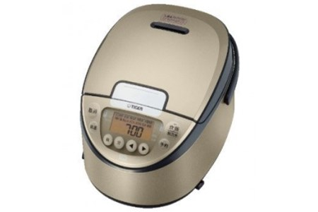 タイガー魔法瓶 美味しさもお手入れ性も! IH炊飯器 JPW-A100NP 5.5合炊き【1237892】