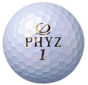 ブリヂストン ゴルフボール PHYZ 2ダース 【色パールホワイト】
