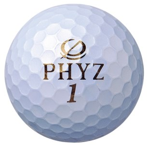 ブリヂストン ゴルフボール PHYZ 4ダース 【色パールホワイト】