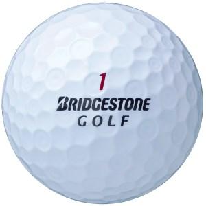 ブリヂストン ゴルフボール SUPER STRAIGHT 4ダース 【色ホワイト】