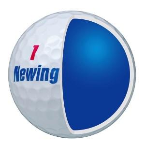 ブリヂストン ゴルフボール Newing SUPER SOFT FEEL 3ダース 【色ホワイト】