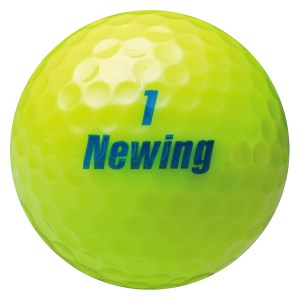ブリヂストン ゴルフボール Newing SUPER SOFT FEEL 3ダース 【色イエロー】