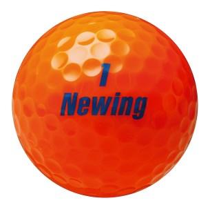 ブリヂストン ゴルフボール Newing SUPER SOFT FEEL 3ダース 【色オレンジ】