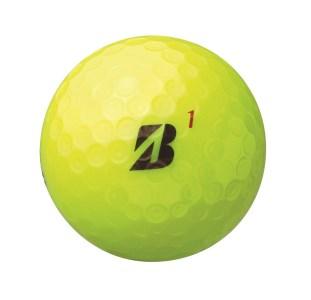 ブリヂストン ゴルフボール TOUR B X 3ダース 【色イエロー】  【予約受付中!10月6日以降お届け】  「マグネットティー」サービス中(数量限定)