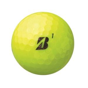 ブリヂストン ゴルフボール TOUR B XS 3ダース 【色イエロー】 【予約受付中!10月6日以降お届け】  「マグネットティー」サービス中(数量限定)