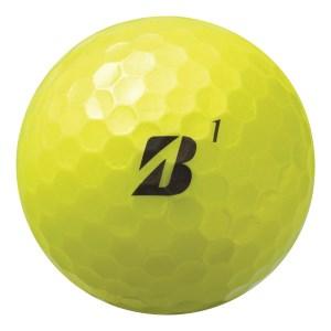 ブリヂストン ゴルフボール TOUR B JGR 5ダース(色イエロー)
