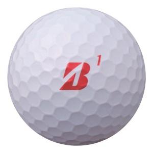 ブリヂストン ゴルフボール TOUR B JGR 6ダース(色パールピンク)