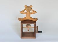 からくり人形「TEDDY BEAR]
