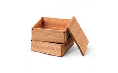 土佐龍から杉の重箱です。2
