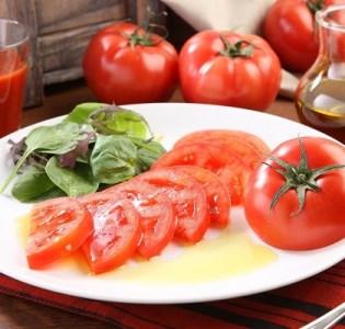 こだわりの塩トマト