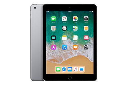 iPad 9.7インチ Wi-Fiモデル 128GB 2018年春モデル 【スペースグレイ】