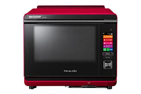 SHARP ヘルシオ AX-XW500-R スチームオーブン