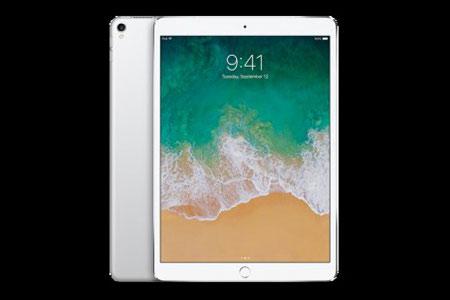 iPadPro 10.5インチ Wi-Fi 256GB - シルバー ゆくはし国際公募彫刻展「ビエンナーレ」PR企画 Yukuhashi 3D スマホで飛び出す美術館インストール済み