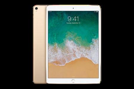 iPad Wi-Fi 128GB - ゴールド ゆくはし国際公募彫刻展「ビエンナーレ」PR企画 Yukuhashi 3D スマホで飛び出す美術館インストール済み