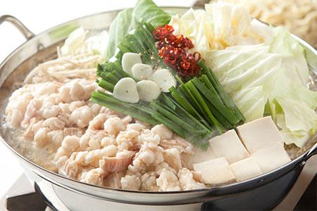 九州の味!「絶品塩モツ鍋セット」 たっぷり15人前