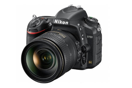 一眼レフカメラ Nikon D750 24-120 VR レンズキット