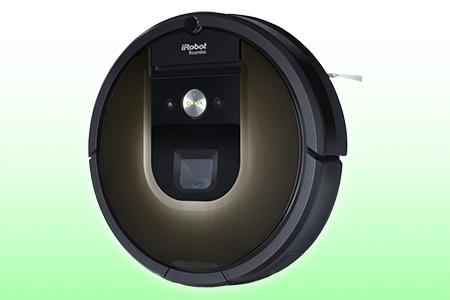 iRobot ロボット掃除機Roomba 980