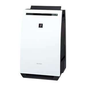 プラズマクラスター7000(KC-HD70)【除加湿空気清浄機】ホワイト