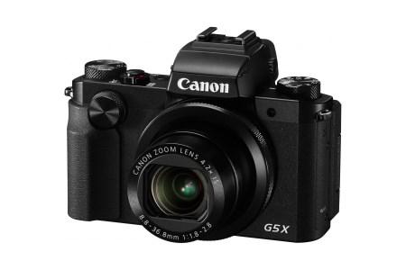 PowerShot G5X (32GB 防水仕様SDカード付)