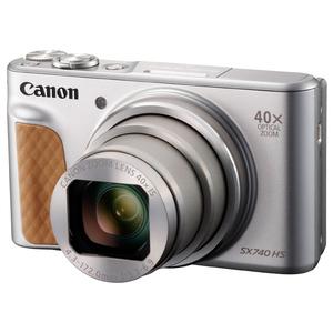 PowerShot SX740 HS シルバー canon キヤノン パワーショット カメラ