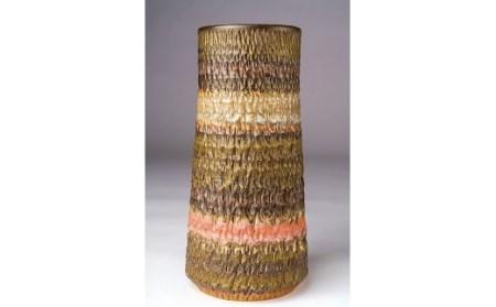 木下窯 筒花器
