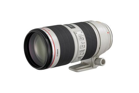 キヤノン交換レンズ EF70-200/F2.8L IS2USM