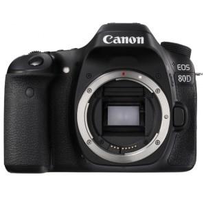 キヤノン一眼レフカメラ(EOS80D(W)ボディ)