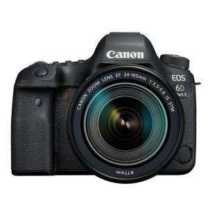 キヤノン一眼レフカメラ(EOS6DMarkII 24-105 IS STM レンズキット)